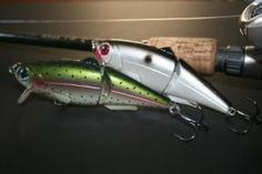 Does this lure look familiar? It was designed by Allen Borden-ABT Lures. The Shad Swimbait. Find out more about it in today's feature article.  Photo copyright Brad Wiegmann Outdoors. http://www.bradwiegmann.com/lures/swimbaits/427-the-shad-swimbait-by-abt-lures-a-beast-of-swimbaits.html
