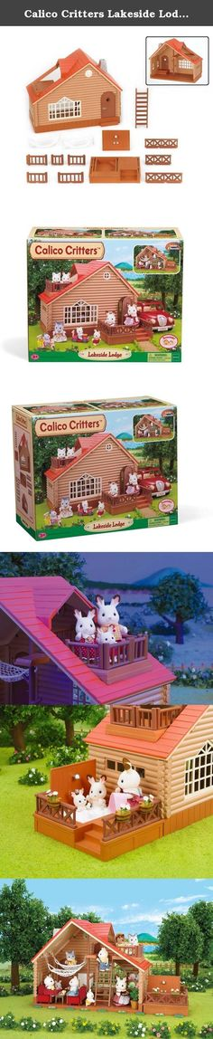 Calico Critters Lakeside Lodge Set. Since its inception in 1967, International Playthings, LLC has excelled in the delivery of innovative and entertaining products with integrity, superior play value and child developmental qualities to consumers. Over the course of its 40-year existence, IP LLC has grown to become one of the largest and most respected suppliers of quality products to the North American specialty industry.