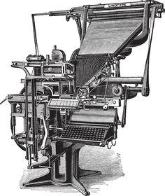 História da Gráfica: os dias da impressora Stanhope e do teclado Linotype  #artegráfica #artesgráficas #encadernação #folhadepapel #folhetos #graficaprint #graficarapida #gráfico #Historiadagráfica #historiadolivro #historiadopapel #impressãodigital #impresso #impressões #linotype #livromaisantigodomundo #maquinadeimpressãodigital #offset #panfleto #papelmadeira #stanhope #tiposdepapel