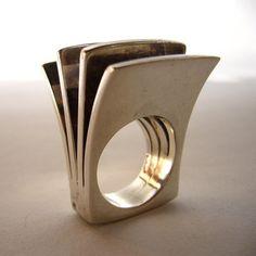 1970s Finnish Ring