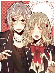 Lets Spread Diabolik Lovers To All Over The World With Us Get An Anime Stuff You Want Free