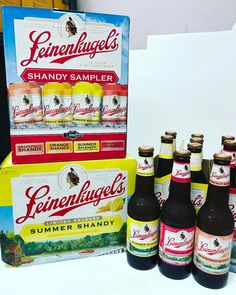 Like @leinenkugels Shandy? We've got you covered! Summer Watermelon and Grapefruit available in 6 pack bottles. Summer Is also available in 12 pack cans. If you can't decide which one to get pick up a variety pack of 12 pack cans which includes Grapefruit Summer Orange and Watermelon! #Leinenkugels #SummerShandy #GrapefruitShandy #WatermelonShandy #OrangeShandy #Shandy