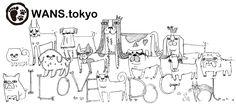人とワンコの絆を繋ぐハンドメイド雑貨 WANS.tokyo