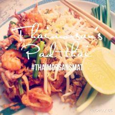 Pad Thai - det enda receptet du behöver! ⋆ Thaimorsan.se