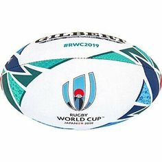 Gilbert 2019 Rugby World Cup Replica Ball No. 5 Japan for sale online Futsal Shoes, Honma Golf, Caddy Bag, Canadian Football, World Cup Final, Rugby World Cup, Rugby League, Juventus Logo, Mini