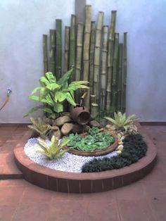 The Best Covered Back Patio Ideas For Your Home – Pool Landscape Ideas Jardim Zen Interior, Mini Jardin Zen, Indoor Zen Garden, Miniature Zen Garden, Zen Interiors, Covered Back Patio, Garden Online, Pot Plante, Modern Garden Design
