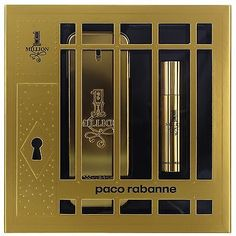 Paco #rabanne 1 million edt #spray #100ml gift set,  View more on the LINK: http://www.zeppy.io/product/gb/2/361872385414/