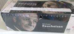 Michael Raucheisen The Man at the Piano 66 CD Box set Never Used