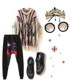 """Sin título #5"" by style-di-prz on Polyvore featuring moda, Relaxfeel, Miu Miu, STELLA McCARTNEY, women's clothing, women's fashion, women, female, woman y misses"