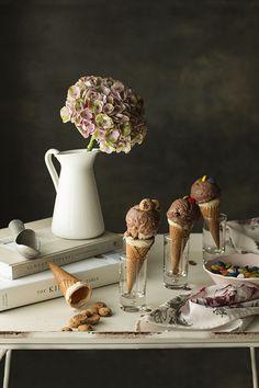 Nutella Ice Cream | Sweet & Sour