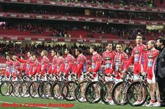 SPORTS And More: #Cycling #Ciclismo is the symbol of  #Benfica 2008...