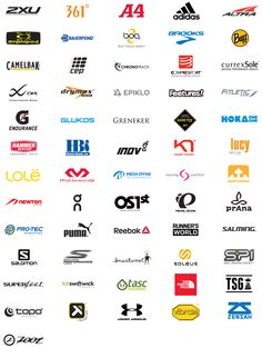 activewear brand logos - Google Search
