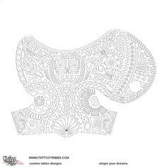 Tattoo of Fakaalofa, Love tattoo - custom tattoo designs on TattooTribes.com Polynesian Tattoo Designs, Polynesian Tribal, Maori Tattoo Designs, Rock Tattoo, Love Tattoos, Angel Sculpture, Custom Tattoo, Tattoo Sketches, Stencils
