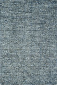 Toro Denim Premium Cut Viscose and Loop Pile Wool Rug | Colored Rugs | Abode & Company. Toro rugs are hand woven of premium cut pile viscose and loop pile wool in 7 rich colors.  They are warm and luxurious, with tonal yarn variations that allow each rug greater texture and softness.  These rugs blend easily into any setting.      Premium cut pile viscose and loop pile wool.     Hand woven.
