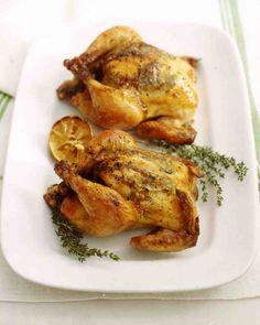 Marinated Cornish Game Hens Recipe Main Dishes with cornish game hens ...