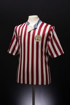 Manchester City Football Shirt (away, 1988-1980) | Flickr - Photo Sharing!