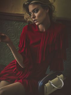 martha hunt by guy aroch for so it goes fall / winter 2015   visual optimism; fashion editorials, shows, campaigns & more!