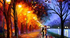 World Famous Paintings Fine Art Painting Wallpaper S4 Wallpaper, Painting Wallpaper, Love Painting, Oil Painting On Canvas, Couple Painting, Rain Painting, Street Painting, Autumn Painting, Umbrella Painting