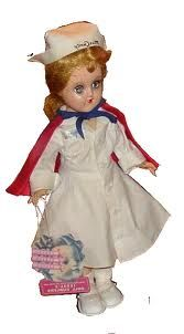 Old Doll.....now that could describe lots of us nurses who have been around awhile!!!