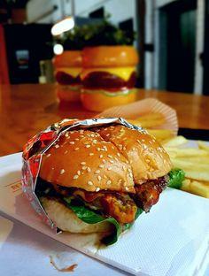 """""""Mr Burger"""", Mr Burger, Melbourne"""