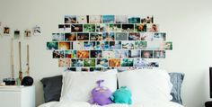 Apartment Decorating on a Budget - Make Your Own Art