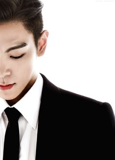 (I love this man for so many countless reasons!) TOP (Choi Seung Hyun) ♕…