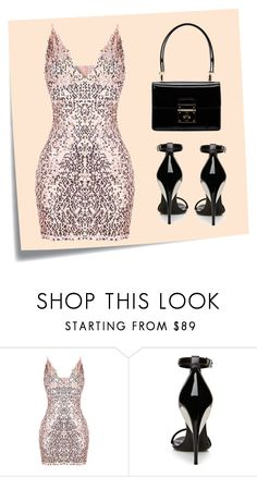 """Bez naslova #1"" by terasa456 ❤ liked on Polyvore featuring Post-It, La Perla and Dolce&Gabbana"