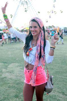 Festival Frisuren: Happy Coachella!