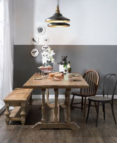 TOC Dining Room ★ Creative Co-Op Home