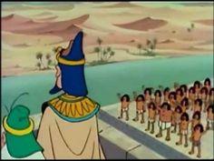 Kinderfilmpje over Egypte