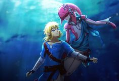 All this time,My hope .was to see you once more in TLoZ: Breath of the Wild - Princess Mipha is my favorite character Patreon // Gumroad full si. All this time. The Legend Of Zelda, Legend Of Zelda Characters, Legend Of Zelda Breath, Mipha And Link, Saga, Link Zelda, Wind Waker, Twilight Princess, Breath Of The Wild