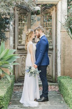 Romantic French Charm Wedding Inspiration from Australia | Nowra Wedding Inspiration - SUGAR TREE PHOTO | Magnolia Rouge: Fine Art Wedding Blog | Romantic Wedding Photos | Wedding Dresses | Groom Style