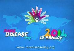 "#raredisease - Παγκόσμια Ημέρα Σπανίων Παθήσεων 2014 - ""Ενωμένοι για Καλύτερη Φροντίδα"" http://snurl.com/27ygbpy"