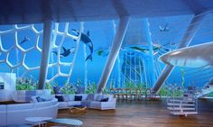 3D-printed floating villages could be a means to future energy independence. The structures, envisioned by architect Vincent Callebaut, would recycle ocean waste harvested from international waters as building materials for new, sustainable marine architecture. The composite material would comprise a mix of plastic waste and algae. Biomimetic and completely self-sufficient, these sustainable habitats are a vision of an egalitarian society for environmentally conscious individuals.