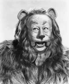 The Cowardly Lion - Wizard of Oz