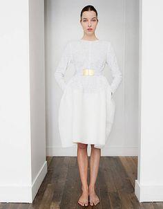 robes de mariée tendances 2015 - Elle