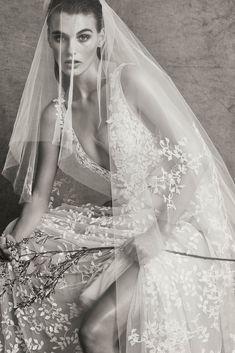 Zuhair Murad Bridal Fall 2018 Collection Photos - Vogue