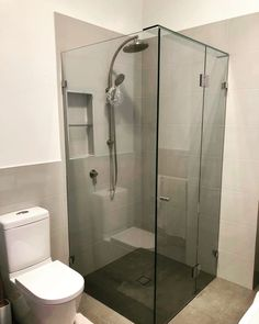 Bathroom Renovations Melbourne, Frameless Shower Doors, Toilet, Bathrooms, Bathtub, Standing Bath, Flush Toilet, Bathroom, Bath Tub