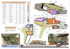 Casa Moebius. Áreas Un Studio, Cube, Floor Plans, How To Plan, Netherlands, David, Drawing, Illustration, Building Information Modeling
