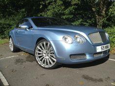 Bentley Continental 6.0 auto GT 2006 MODEL