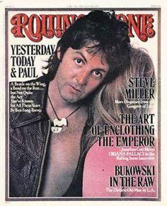 Paul Mccartney Rolling Stone