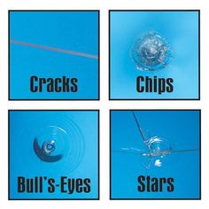 RainX Fix a Windshield Repair Kit, for Chips, Cracks, Bulll's-Eyes and Stars Model: Car/Vehicle Accessories/Parts Cracked Windshield Repair, Crack In Windshield, Auto Glass, Car Glass, Collision Repair, Window Repair, Car Cleaning Hacks, Glass Repair, Car Restoration