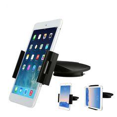 360 ° 4 '' - 12 '' Ruotabile Coche Tablero Tablero Supporto Stand Holder Para el comprimido iPad