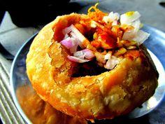 #Kachori in #Indore #Street #Food #India #ekPlate #ekplatekachori
