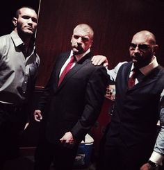 Triple H Evolution 2014 1000+ images about wwe...