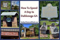 Kathys Cluttered Mind: How To Spend A Day In Dahlonega Georgia