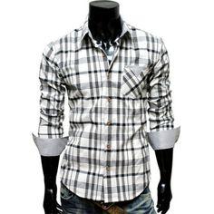 Plad dress shirts :-)