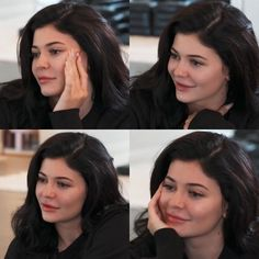 Kylie without makeup is one of the sweetest things there is! Looks Kylie Jenner, Kylie Jenner Makeup, Kylie Jenner Style, Kendall And Kylie Jenner, Kardashian Kollection, Kardashian Jenner, Kylie Jenner Photoshoot, Estilo Jenner, Models