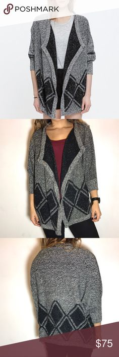 Madewell All Angles Cardigan Sweater Madewell All Angles Cardigan Sweater  -Size XS/S -Oversized, drapey fit. -Cotton/viscose/nylon. -Like new condition!   NO Trades. Please make all offers through offer button. Madewell Sweaters Cardigans