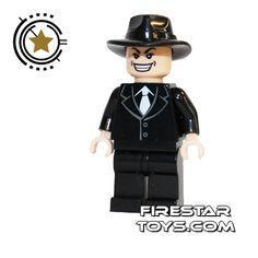 LEGO Indiana Jones Mini Figure - Shanghai Gangster Grin | Indiana Jones LEGO Minifigures | LEGO Minifigures | FireStar Toys